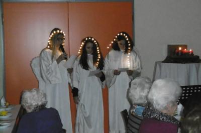 Fotoalbum Advents-Seniorennachmittag in Aurach