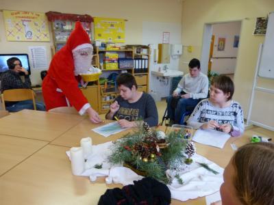 Fotoalbum Der Weihnachtsmann geht um
