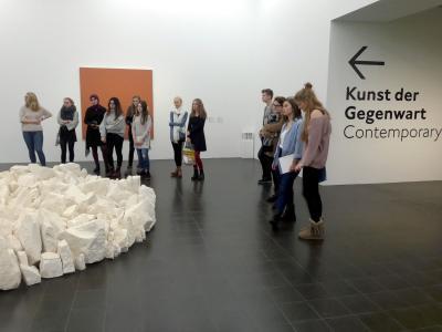 Fotoalbum Exkursion: Kunsthalle Hamburg