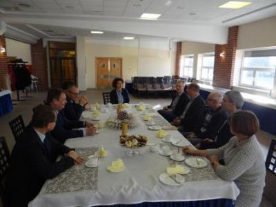 Fotoalbum Besuch der Berufsschule in Sulechow