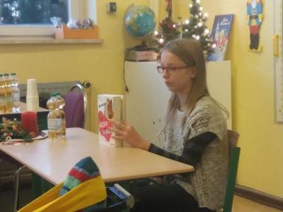 Fotoalbum Vorlesewettbewerb in der Berg- Grundschule