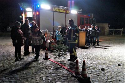 Fotoalbum 9. Neukalener Tannenbaum - Weitwurf – Meisterschaft