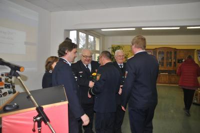 Fotoalbum Delegiertenversammlung der Jfw im KFV-UM
