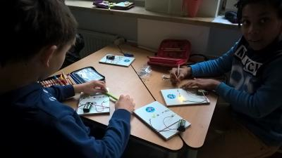 Fotoalbum TÜV-Kids Klasse 4a