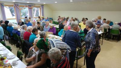 Fotoalbum Pfarr- und Seniorenfasching in Aurach