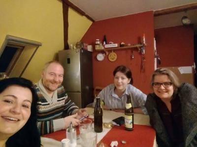 Fotoalbum Besuch von Brasilianischen Deutsch Studenten