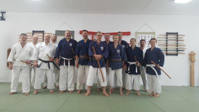 Fotoalbum Aikido + Kenjutsu Kombi-LG Januar 2018