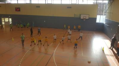 Fotoalbum Zweifelderball - Kreisfinale