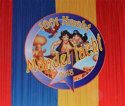 Fotoalbum 1001 Nacht Mandel lacht