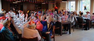 Fotoalbum Seniorenkarneval im Johanneshaus