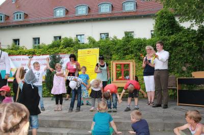 Fotoalbum Auftritt der Hohwaldbienen zum Kinder- und Familienfest 2017
