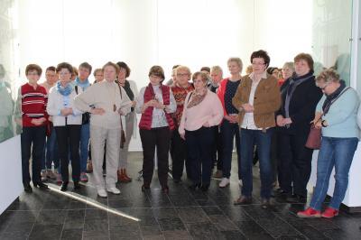 Fotoalbum Fahrt nach Gütersloh, Besichtigung Meyerhof Rassfeld