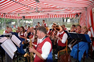 Fotoalbum Gartenfest in der Wagenremise