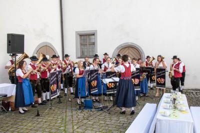 Fotoalbum Hochzeit auf Schloss Höchstädt von Erfried und Isolde