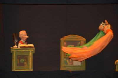 Fotoalbum Marionettentheater
