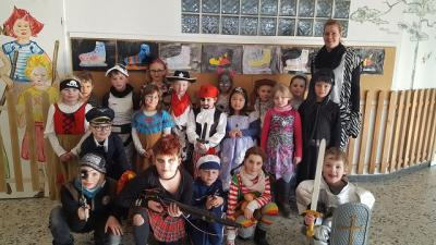 Fotoalbum Karneval in Holzen