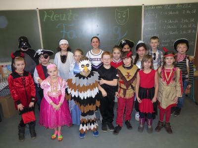Fotoalbum Schulfasching am 1.Februar