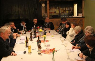 Fotoalbum Mitgliederversammlung des Fördervereins