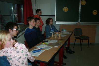 Fotoalbum Wissenschaftsshow der Mathematik