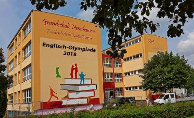 Fotoalbum Nennhausen-Englischolympiade