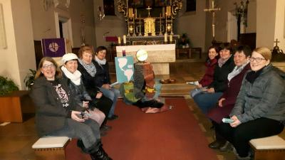 Fotoalbum Weltgebetstag der Frauen in Aurach