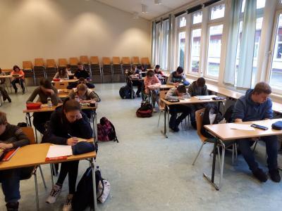 """Fotoalbum Kängurutag für """"junge Mathematiker"""""""