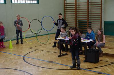 Fotoalbum Sportlerehrungen - Olympiade