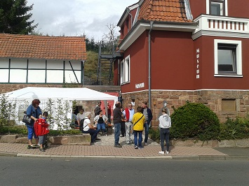 Fotoalbum 1. Musuemfest im September 2016