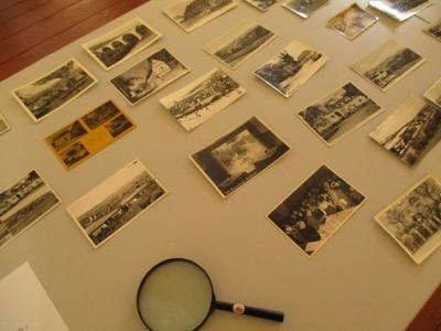 Fotoalbum Spurensuche im Museum Burghaun