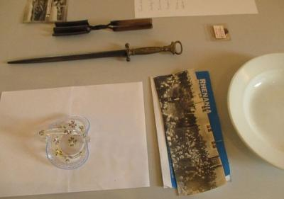 Fotoalbum Spurensuche im Museum Burghaun