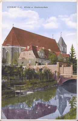 Fotoalbum Luckau-Alte Ansichten II
