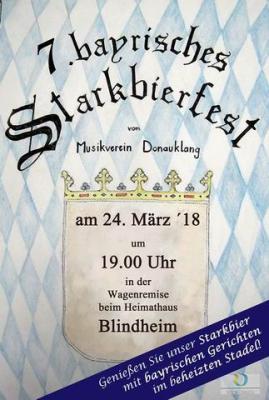 Fotoalbum Starkbierfest in der Wagenremise