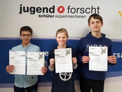 Fotoalbum Jugend forscht: Landeswettbewerb 2018