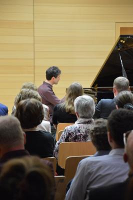Fotoalbum Klavierkonzert mit Vadim Chaimovich