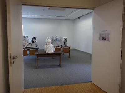 Fotoalbum Jugend gestaltet: Kunstausstellung in Celle