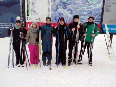 Fotoalbum Skiprojektfahrt 2018