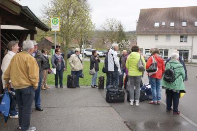 Fotoalbum Ausflug an den Kaiserstuhl