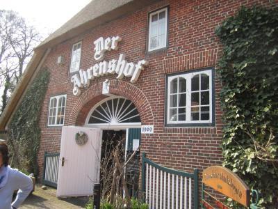 Fotoalbum Landfrauenverein Lohne - Wir machen uns auf den Weg nach Bad Zwischenahn und Oldenburg am 20.04.2018