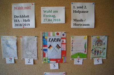 Fotoalbum Wahl des schönsten Kalenderdeckblatts