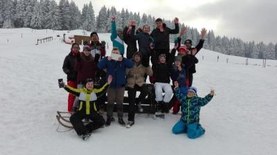 Fotoalbum Snow Tubing Siegmundsburg mit Jdl aus Königsee- Rottenbach