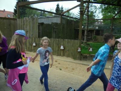 Fotoalbum Besuch Tierpark Bischofswerda