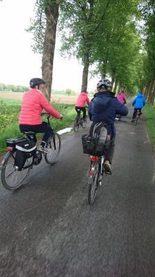 Fotoalbum Sattelt die Drahtesel...! Maitour 2018