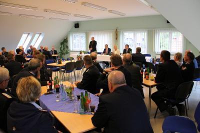 Fotoalbum Innenminister Schrödter in Lindow