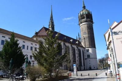Fotoalbum Frühjahrsforum in Wittenberg