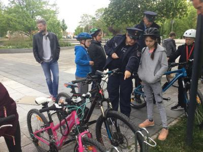 Fotoalbum Fahrradparcours