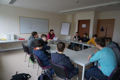 Fotoalbum 2. bis 5.Tag des BRAFO Projektes der Klassen 7