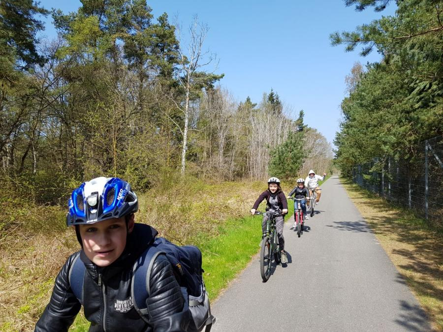 regeln fahrradtour schule
