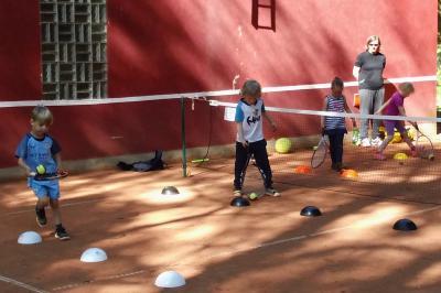 Fotoalbum Tennis- Kindergarten 2018