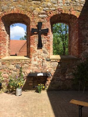 Fotoalbum Himmelfart in Battin