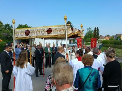 Fotoalbum Christi Himmelfahrt in Aurach